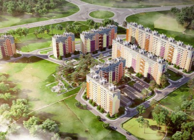 Продажа 1-комн. квартиры в новостройке, 40 м², этаж 3 из 10