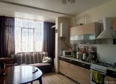 Продажа 1-комн. квартиры, 42.7 м², этаж 9 из 10