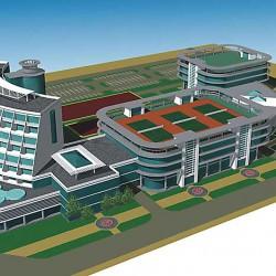 Планируется строительство торгово-развлекательного спортивного комплекса в Севастополе