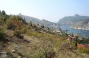 Земельный участок с видом на море в Балаклаве