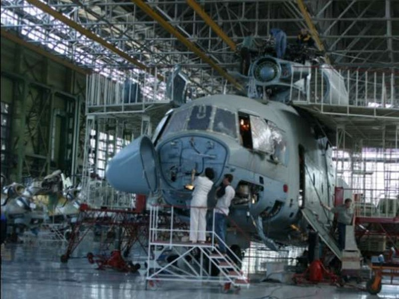 Новые заказы Севастопольского авиационного завода