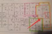2-комн. квартира, 71.7 м², этаж 11 из 12