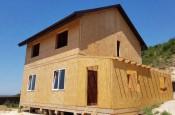 Дом 200 м² на участке 10 соток
