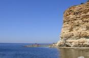 Коттедж в б. Казачья с видом на море.