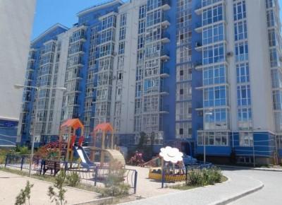 Продается видовая двухкомнатная квартира у моря