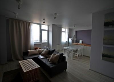 Квартира видовая, с отличным ремонтом, новой мебелью и бытовой техникой